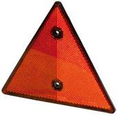 Αντανακλαστικά Τριγωνα Με Τρυπες Για Βιδωμα 26106004 Κοκκινα 20245 OEM