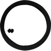 Κάλυμμα Τιμονιού Δερμάτινο 42Cm Μαυρο 12043 OEM