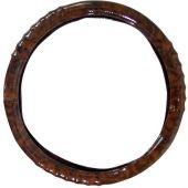 Κάλυμμα Τιμονιού Ξυλινο Δαχτυλιες 99007 OEM
