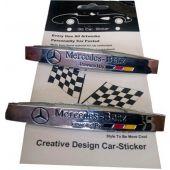 Βιδωτο Μεταλλικο Σημα Αυτοκινητου Για Mercedes 24435 OEM