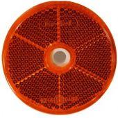 Αντανακλαστικά Στρογγυλά 60Mm Με Βιδα Κοκκινο 26108102 39025 OEM