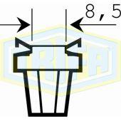 Λάμπα Trifa 3814 12V T5 B8.5D 20Ma 1St Hv 35576 Trifa