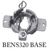 Λάμπες Hid Ανταπτορας Base-08 Bmw E46 16660 OEM
