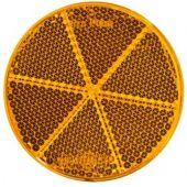 Αντανακλαστικά Στρογγυλά 60Mm Πορτοκαλι 26101101 20240 OEM