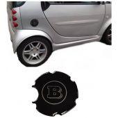 """Αυτοκόλλητο Ταπα Ρεζερβουάρ Smart For Two 450 """"B"""" 1998 - 2007 42073 OEM"""