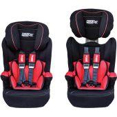 Καθισμα Παιδικο Race Sport Isofix (Groups 1-2-3) Μαυρο/Κοκκινο Rs123If 30204 OEM