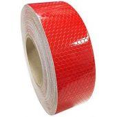 Αυτοκόλλητο Ταινια Αντανακλαστική Κόκκινη 3M 318 20958 OEM