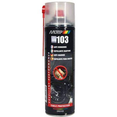 Σπρέυ Προστασιας Καλωδιων (Ποντικια) Motip 090103 500Ml 18148 OEM