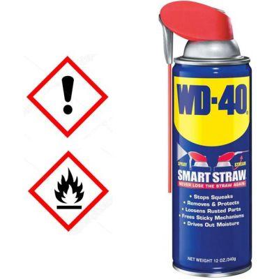 Αντισκωριακο Wd-40 450Ml Smart Straw 18128 OEM