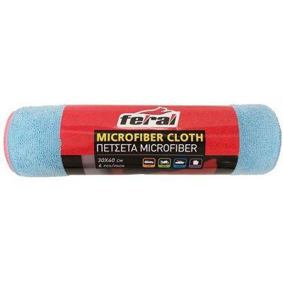 Πετσέτα Micro Feral 30*40Cm Ρολο 6Τμχ 25500 OEM