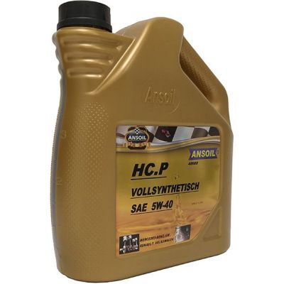 Λάδι 5W-40 HC.P 4L 40000B 03614 Ansoil